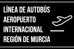 Nuevas líneas de autobús con dirección al Aeropuerto Internacional Región de Murcia